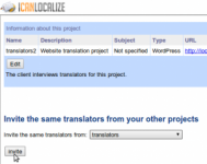 Introducing Auto Assigning Favourite Translators to New Projects