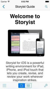 Welcome to Storyist