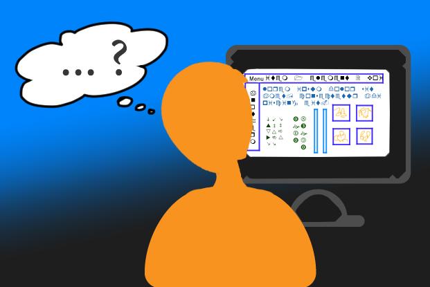 user language